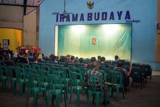 Ludruk Irama Budaya Foto Taman Hiburan Rakyat Thr Surabaya Kota