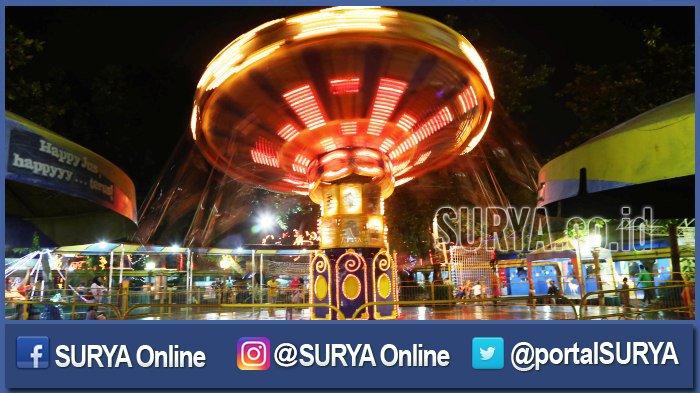 Pemkot Surabaya Siapkan Rp 11 Miliar Kembangkan Taman Remaja Thr