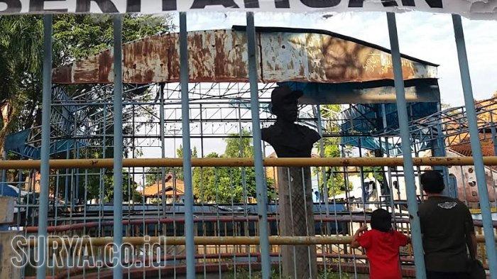 Pendapatan Rendah Pemkot Surabaya Ambil Alih Taman Hiburan Rakyat Thr