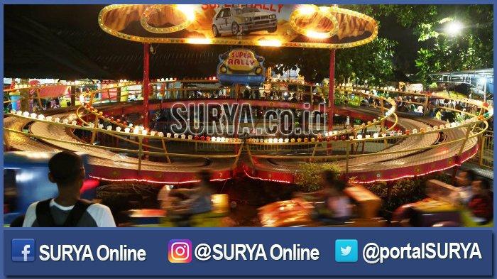 Pengelola Tunggu Pembicaraan Pemkot Surabaya Terkait Taman Remaja Thr Hiburan