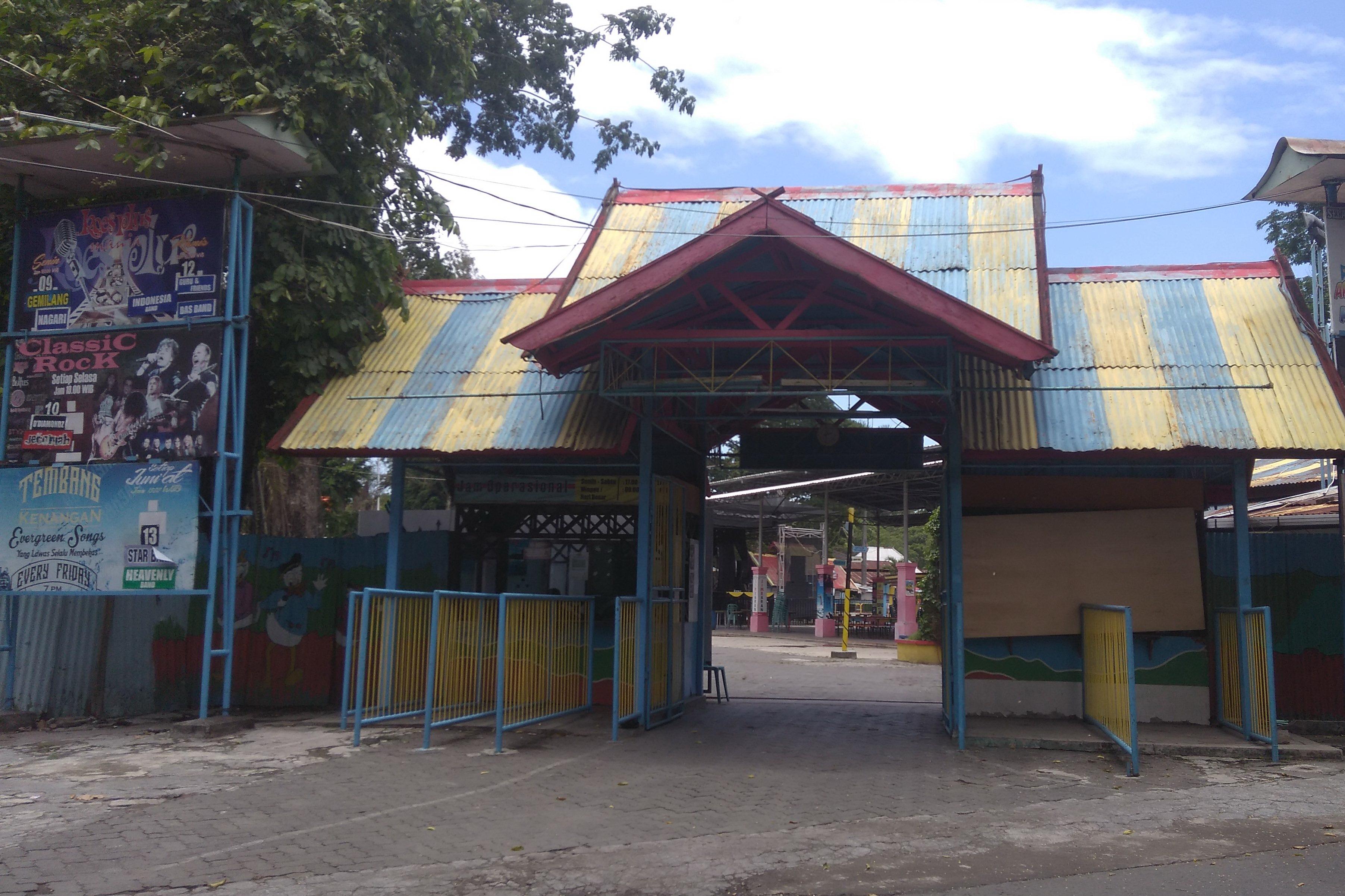 Peristiwa Taman Hiburan Sriwedari Tutup Setelah 32 Pintu Masuk Rakyat