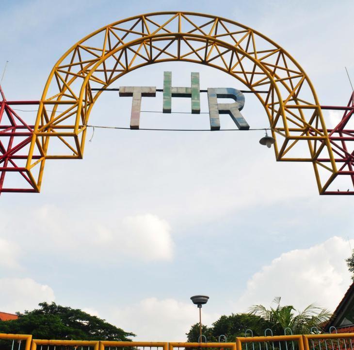 Rindu Taman Hiburan Rakyat Pekalongan Thr Kota Surabaya