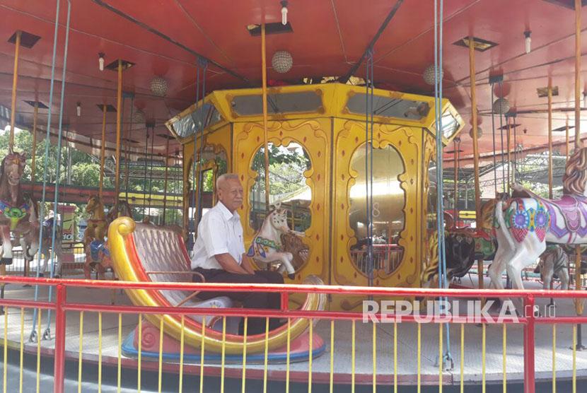 Secercah Harapan Thr Sriwedari Republika Online Direktur Utama Taman Hiburan