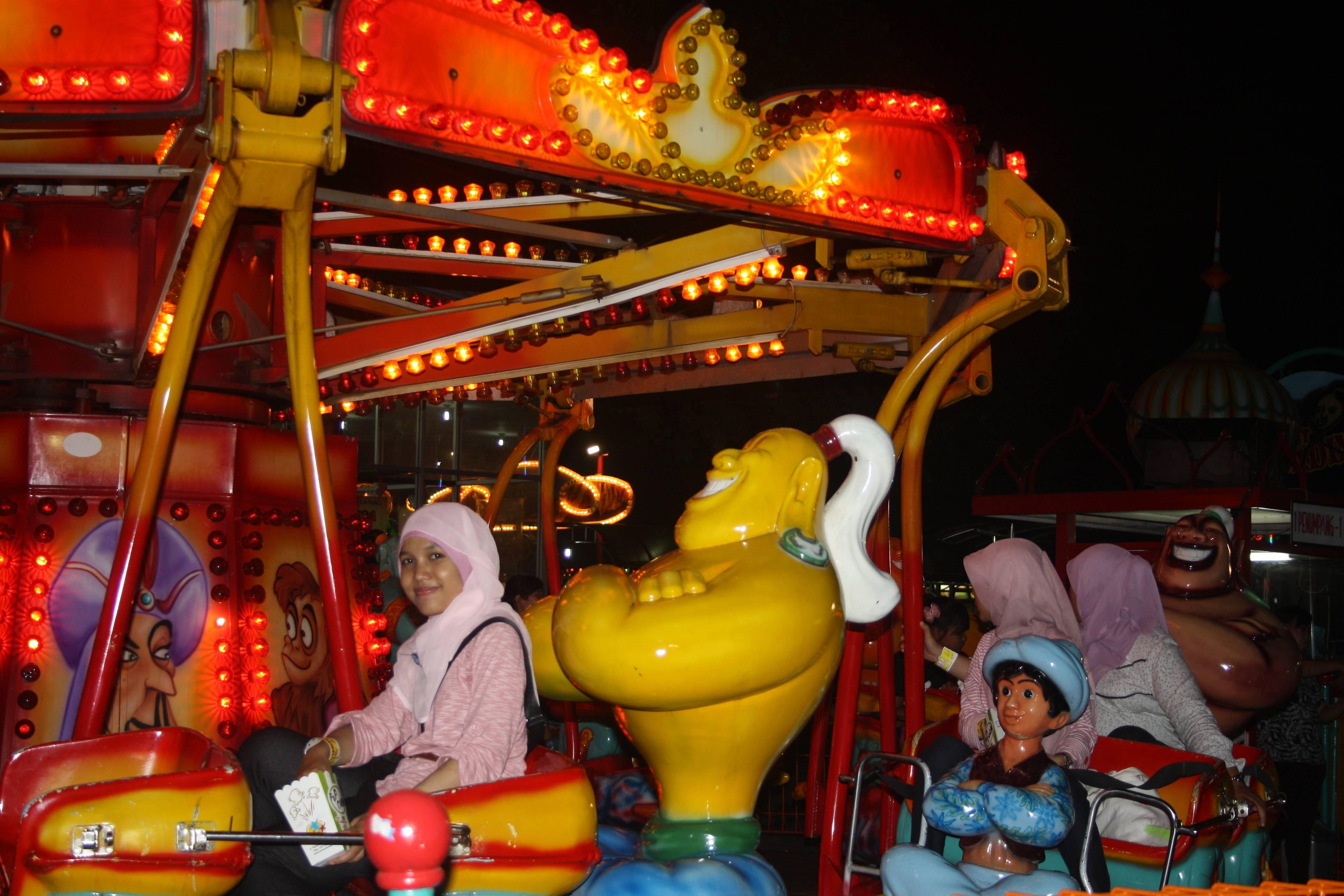 Surabaya Catatan Mommy Anjani Ekspresi Seneng Campur Merinding Gambar Thr