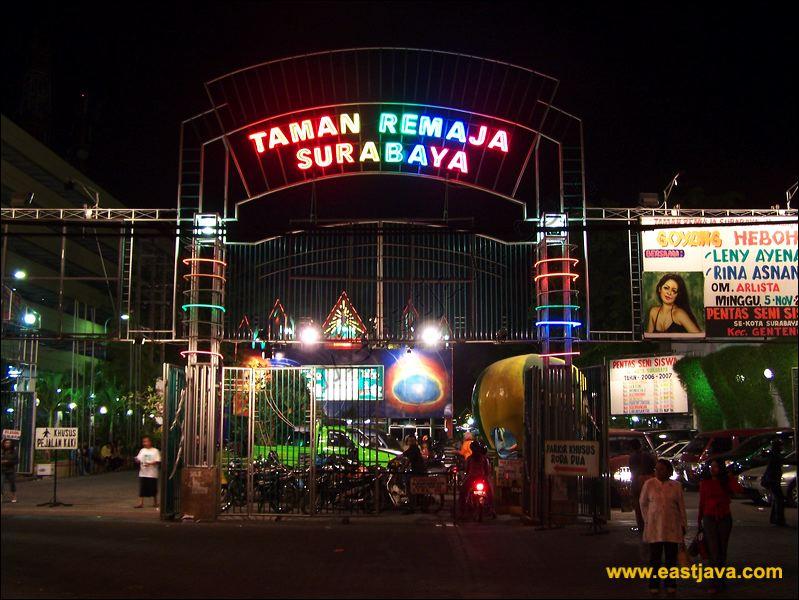 Taman Hiburan Rakyat Surabaya Children Playground Public Amusement Park 25