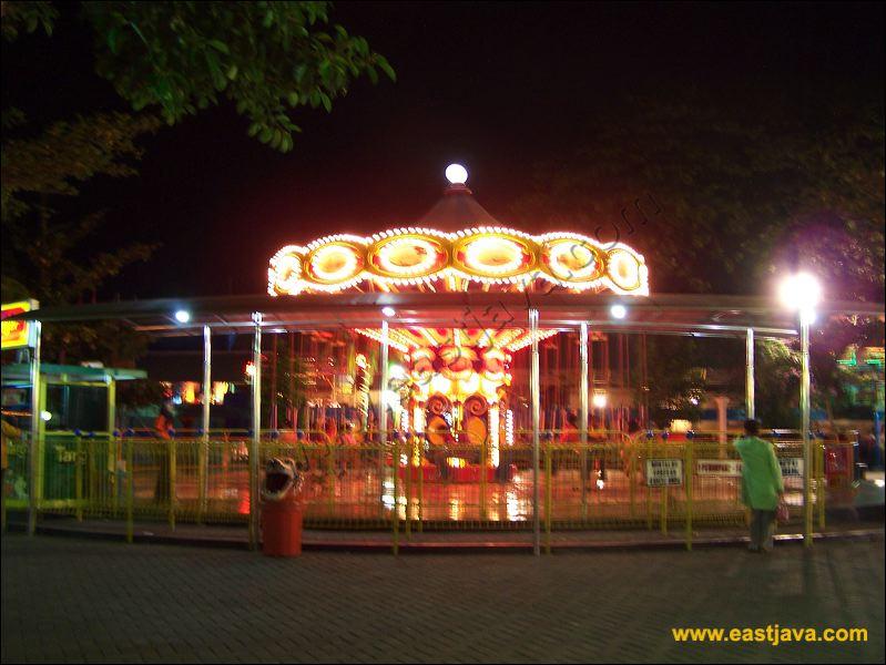 Taman Hiburan Rakyat Surabaya Children Playground Public Amusement Park 31