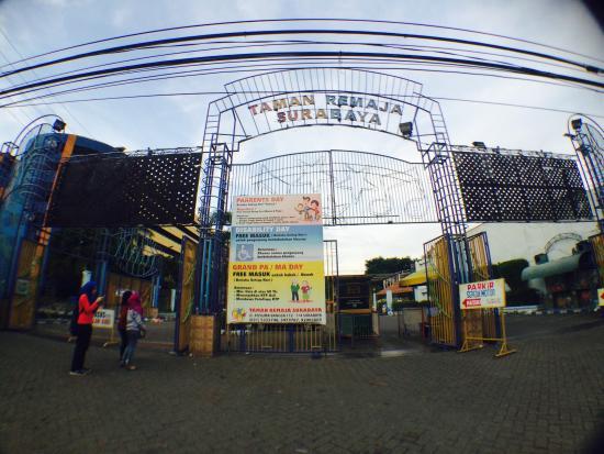 Taman Hiburan Rakyat Thr Surabaya 2018 Photos Tripadvisor Kota
