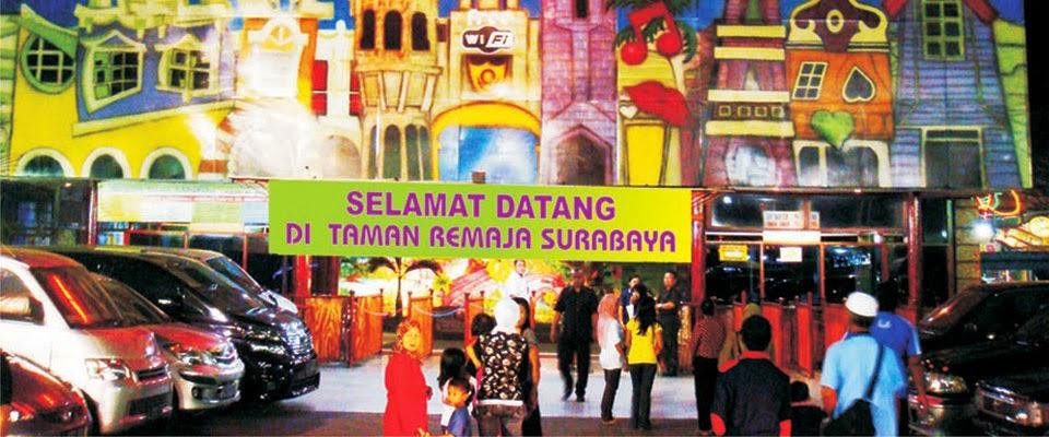 Taman Remaja Surabaya Ditutup Pemkot Berita Indonesia Thr Hiburan Rakyat