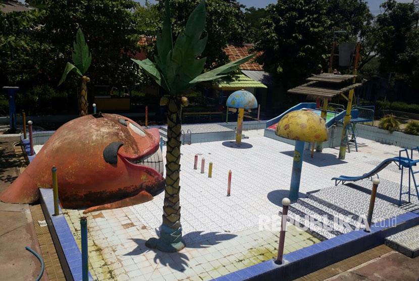 Tutupnya Taman Hiburan Rakyat Sriwedari Legendaris Republika Kolam Renang Anak