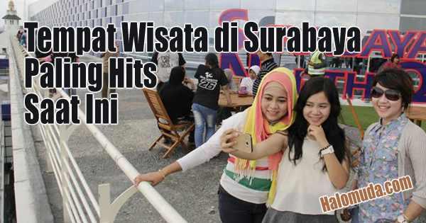 51 Tempat Wisata Surabaya Populer Hits Ciputra Waterpark Kota