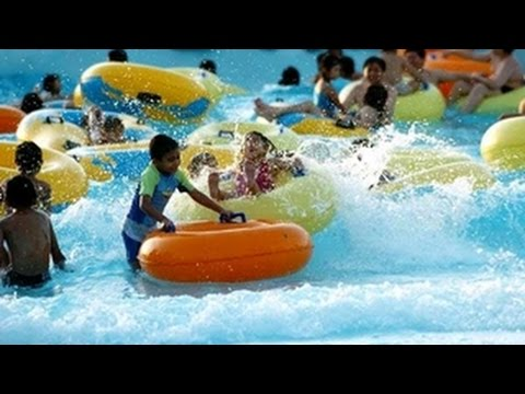 Ciputra Waterpark Surabaya Biggest Indonesia Youtube Wisata Kota