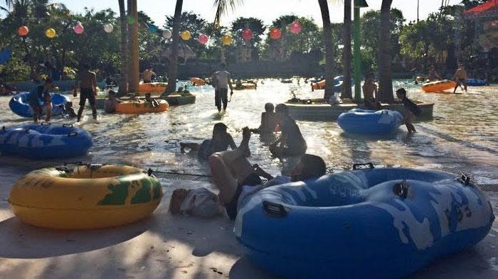 Ciputra Waterpark Surabaya Suguhkan Treatrikal Sinbad Surya Wisata Kota