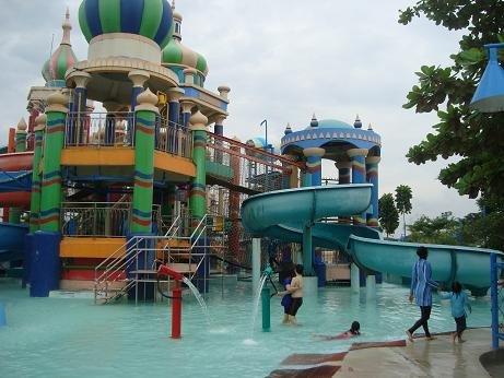 Ciputra Waterpark Surabaya Waterboom Gajahmungkur Wisata Kota