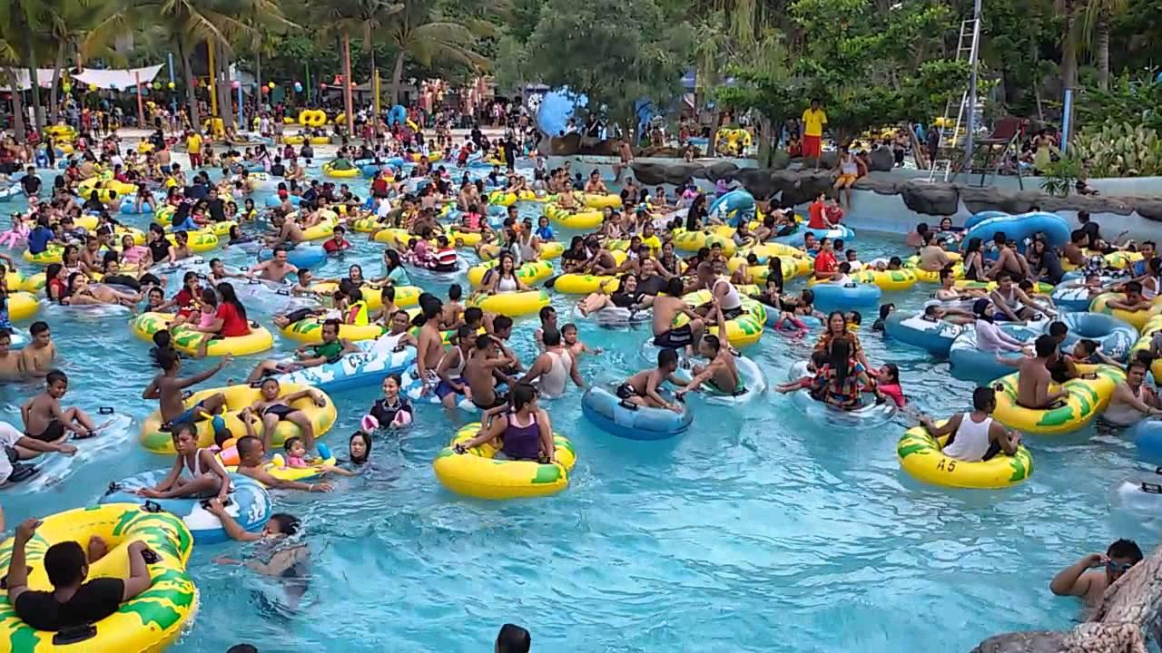 Ciputra Waterpark Surabaya Youtube Wisata Kota