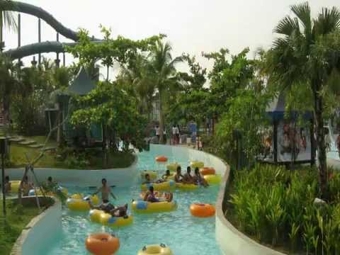 Ciputra Waterpark Wisata Air Surabaya Youtube Kota