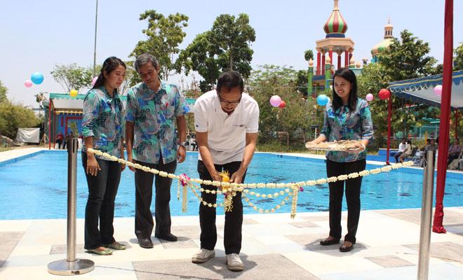 Majalah Scg Ciputra Waterpark Buka Wahana Sport Pool Wisata Surabaya
