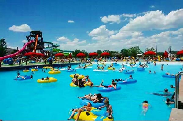 Rekomendasi 10 Tempat Wisata Surabaya Menarik Terpopuler Ciputra Waterpark Wahana
