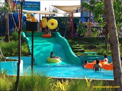 Suka Ria Ciputra Waterpark Aman Kok Wisata Surabaya Kota