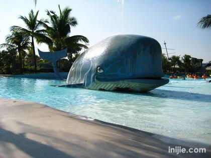 Suka Ria Ciputra Waterpark Bernuansa Petualangan Wisata Surabaya Kota