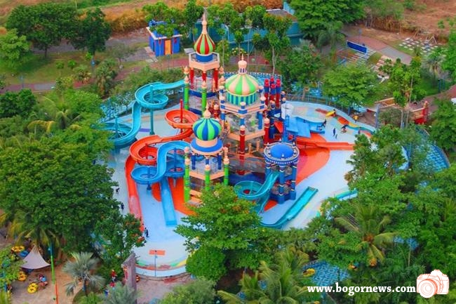 Surabaya Tidak Lengkap Ciputra Waterpark Wisata Kota