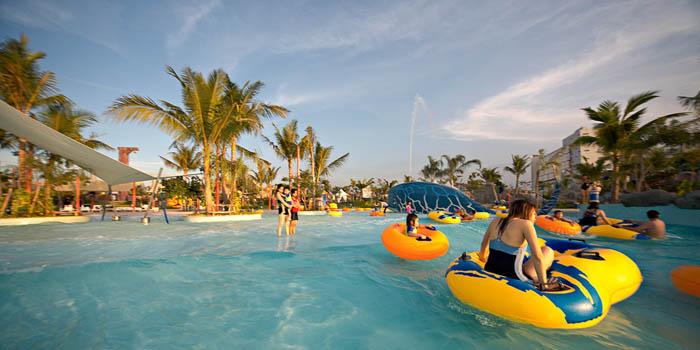 Tiket Ciputra Waterpark Surabaya Wahana 2018 Travels Syracuse Beach Ombak