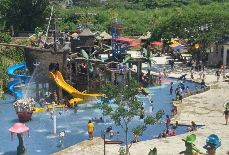Tiket Masuk Citraland Waterpark Denpasar Vokamo Wisata Ciputra Surabaya Kota