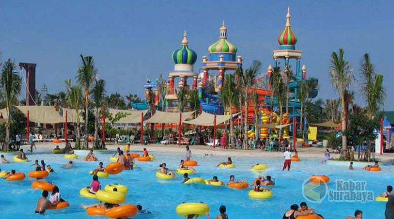 Yukk Bermain Air Ciputra Waterpark Surabaya Kabar Wisata Kota