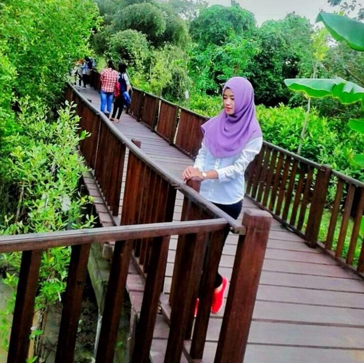 Tempat Wisata Mangrove Wonorejo Rame Informasi Ekowisata Jawa Timur 2