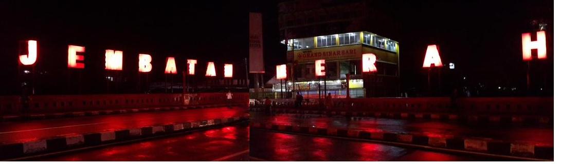 Bogor Jembatan Merah Wisata Kota Surabaya