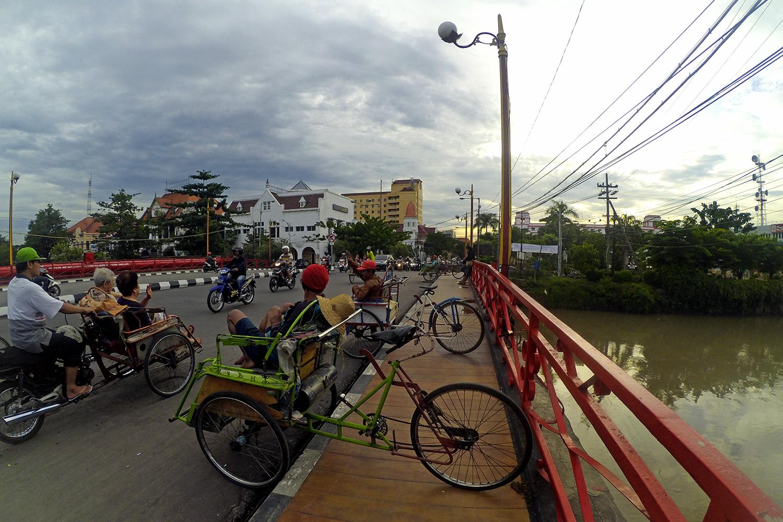 Jalan Jembatan Merah Mengingat Kisah Heroik Surabaya Wisata Kota