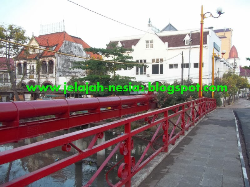 Jelajah Nesia 2 Jejak Tewasnya Birgjen Mallaby Jembatan Merah Wisata
