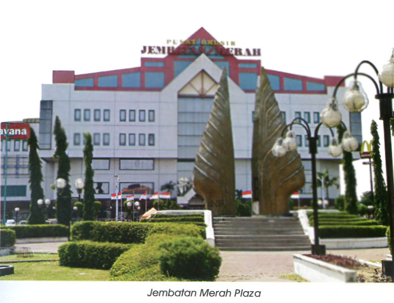 Jembatan Merah Plaza Jmp Surabaya Wisata Jawatimuran Disebut Tempat Belanja