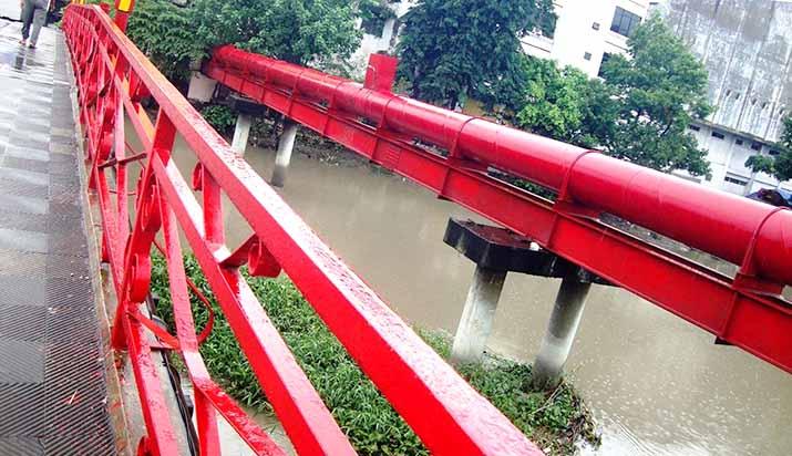 Jembatan Merah Sebagai Tempat Wisata Surabaya Serunya Sumber Lapissurabaya Id