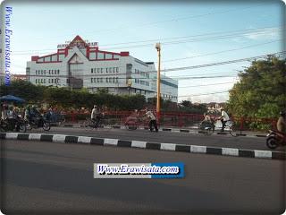 Jembatan Merah Surabaya Wisata Indonesia Kota