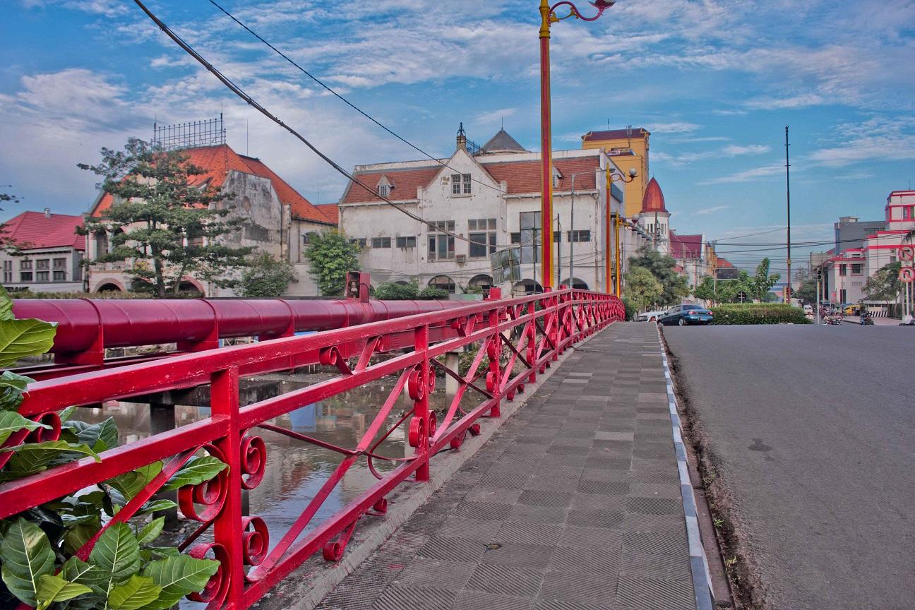 Jembatan Merah Tetap Gagah Surabaya Jalan Yuk Wisata Kota