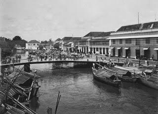 Mengenal Asal Usul Sejarah Jembatan Merah Surabaya Berita Seolah Membawa