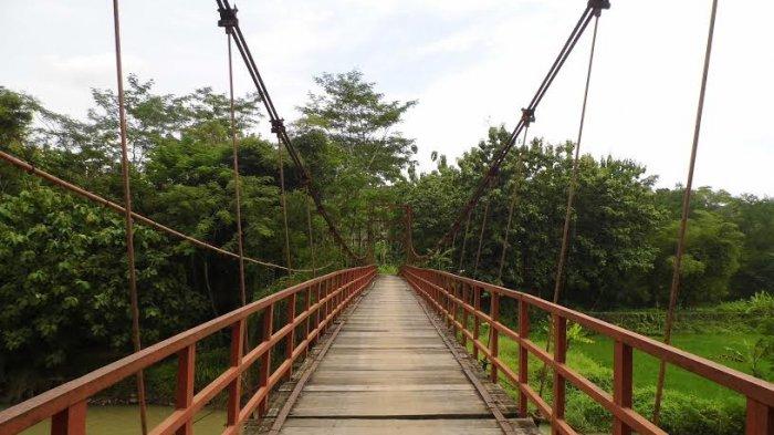 Populer Media Sosial Jembatan Gantung Tinjomoyo Ngehit Kalangan Anak Muda