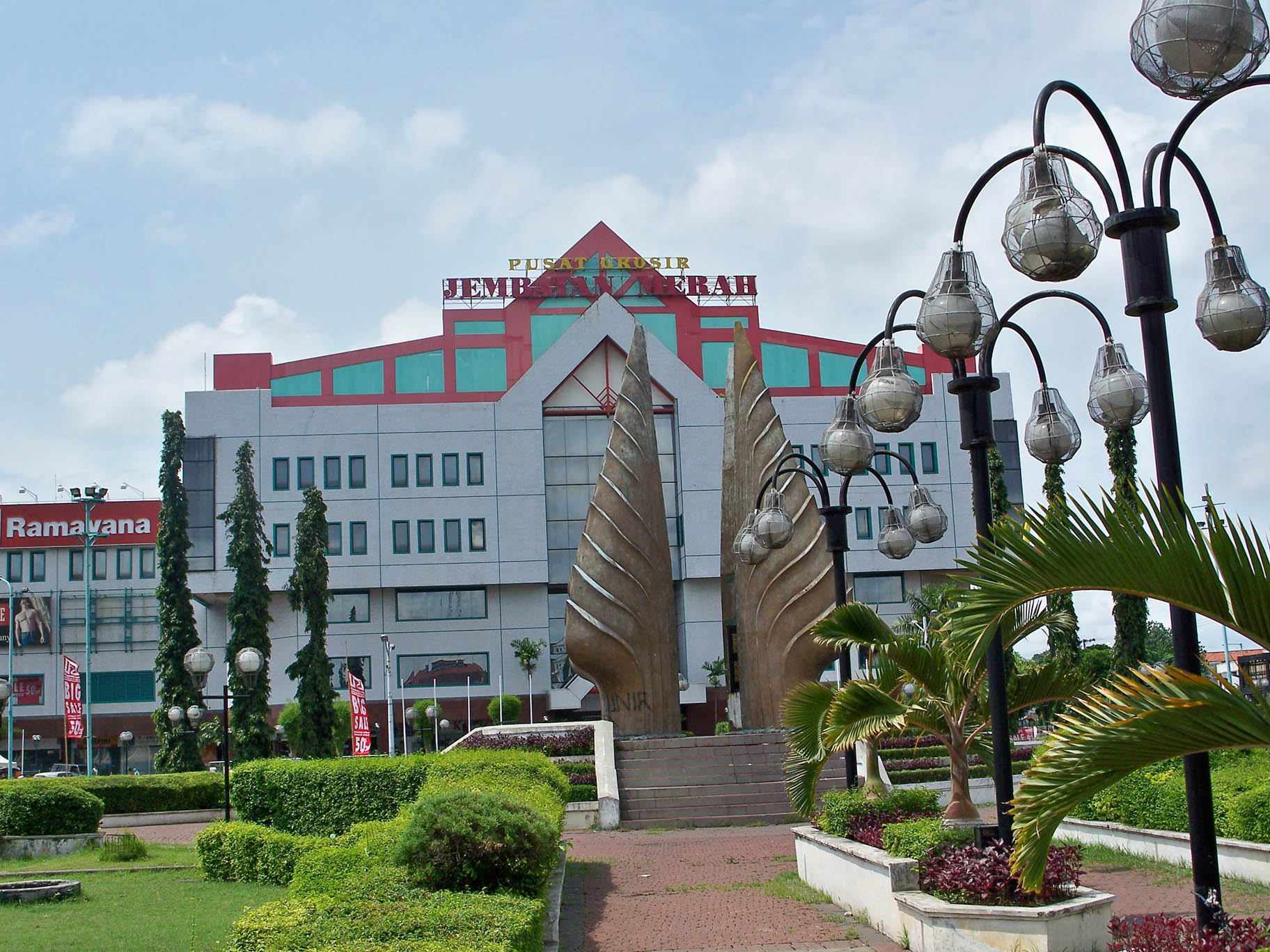 Surabaya Tour 1001malam Jmp Jembatan Merah Plaza Wisata Kota