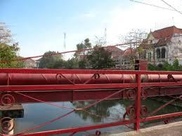 Tengok Sejarah Jembatan Merah Surabaya Panduan Wisata Christianhariyanto Blogspot Jembatanmerah