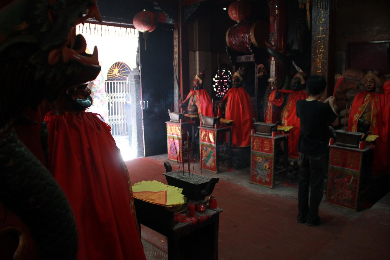 10 Kelenteng Pagoda Indonesia Kental Suasana Orientalnya Hong Tiek Hian