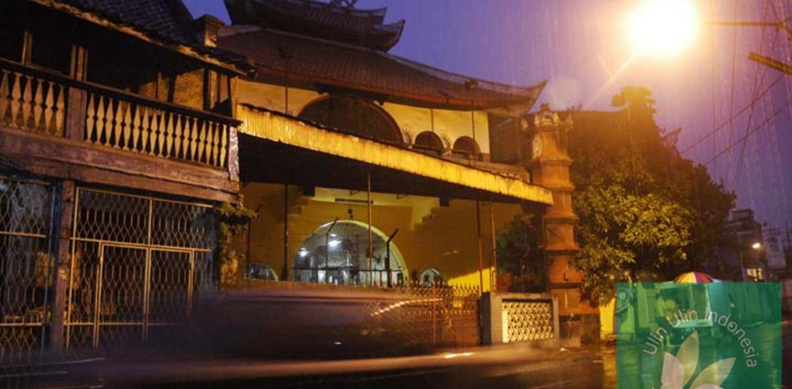 Berkunjung Hong Tiek Hian Klenteng Tertua Surabaya Ulinulin Salah Satu