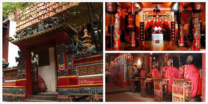 Berwisata Kelenteng Hong Tiek Hian Surabaya Tertua Wisata Kota