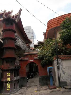 Hong Tiek Hian Kelenteng Sakral Warisan Kubhi Lai Khan Oleh