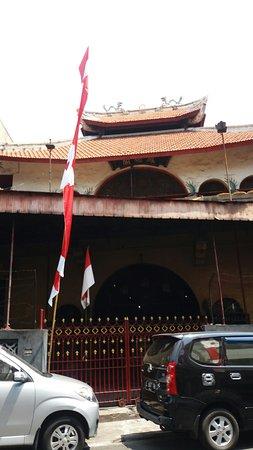 Klenteng Hong Tiek Hian Surabaya Tripadvisor Wisata Kelenteng Kota