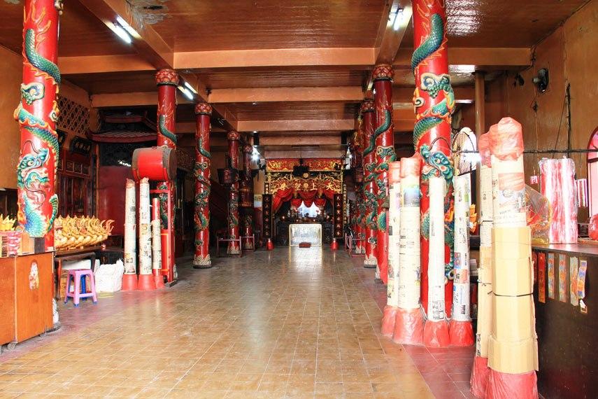 Klenteng Hong Tiek Hian Tertua Surabaya Berusia 700 Wisata Kelenteng