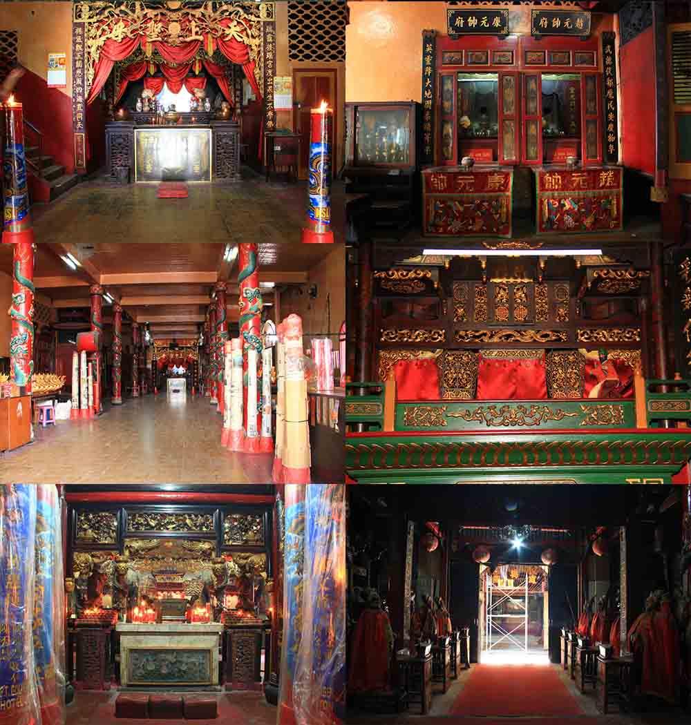 Klenteng Hong Tiek Hian Tertua Surabaya Jawa Timur Suasana Wisata