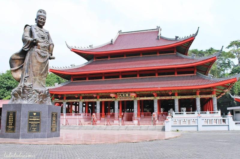 Suasana Imlek Coba Berkunjung 7 Klenteng Sarat Nilai Sejarah Yuk