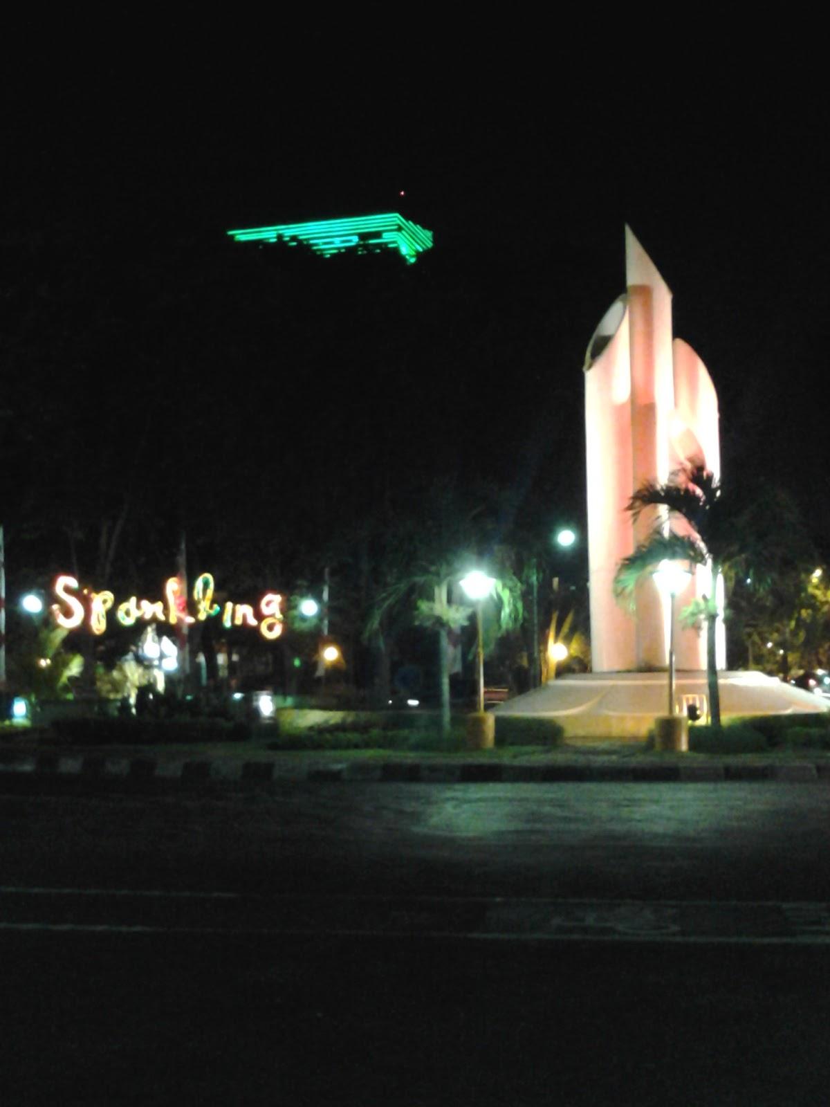 Mari Berkarya Monumen Bambu Runcing Surabaya Wisata Kota