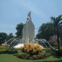 Monumen Bambu Runcing Monument Landmark Surabaya Photo Hwi Swan 10