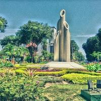 Monumen Bambu Runcing Monument Landmark Surabaya Photo Kang 3 25